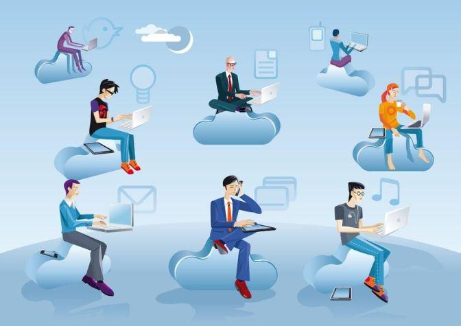 Meeste bedrijven kiezen voor hybride cloud